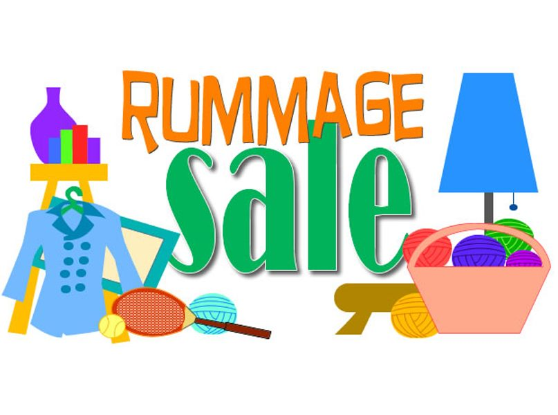 Rummage Sale - Good Beginnings Central Vermont
