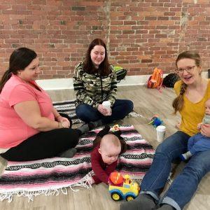 Friday Baby Circle