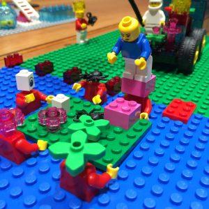 Legos Zoom Playdates