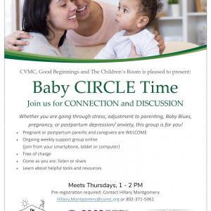 Baby Circle Time